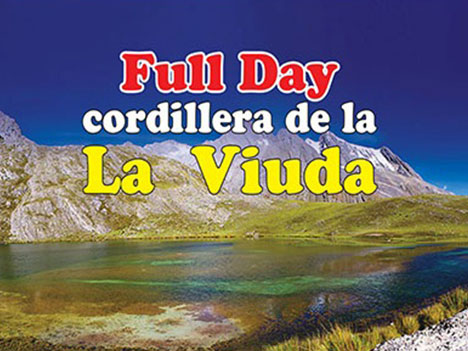 Full Day Cordillera la Viuda