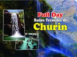 Full Day Churin Baños Termales