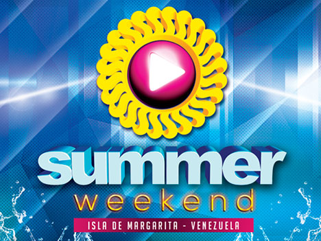 Summer Weekend 2014 -  Isla de Margarita