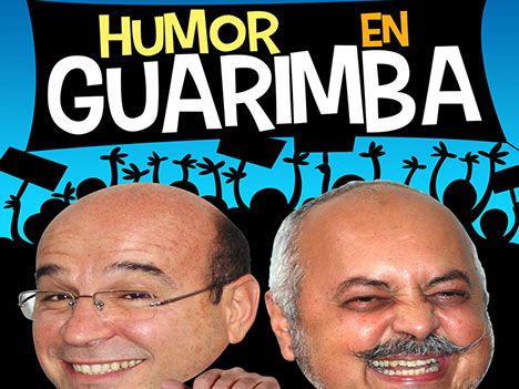 HUMOR EN GUARIMBA