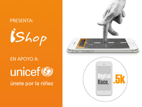 Digital Race .5K- By iShop