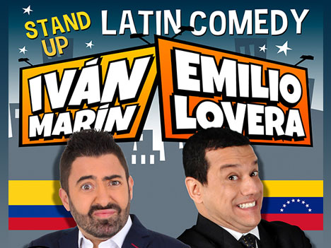 Stand Up Latin Comedy