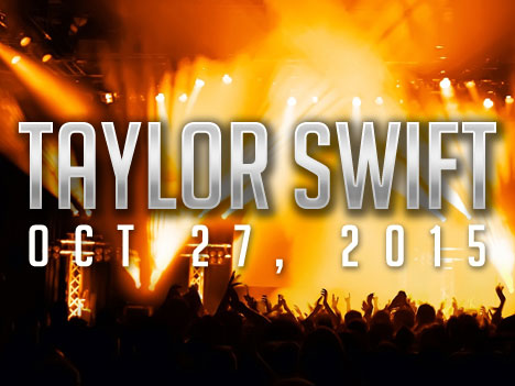 Taylor Swift - American Airlines Arena, Miami - FL