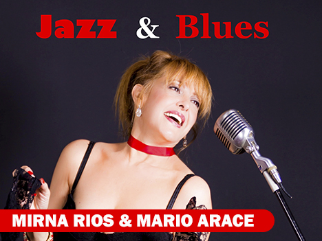 Mirna Ríos Jazz & Blues- Trasnocho Lounge