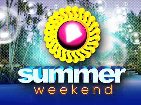 ¡10 razones para no perderte Summer Weekend 2015!